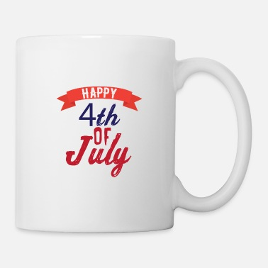 Julia Glad 4th OfJuly - Mugg