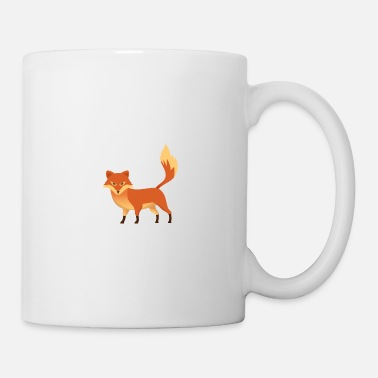 Clever Fox - Clever - Clever - Gift - Mugg