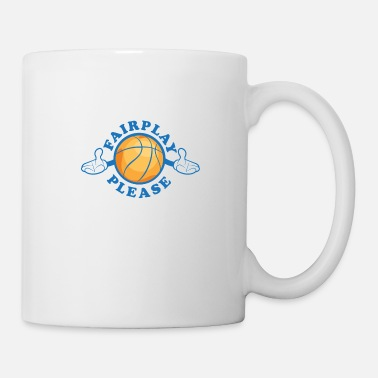 Fair Lover Basketball fair play - Mug