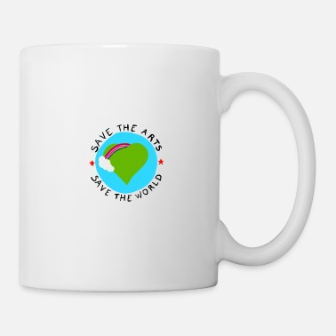 Save Gasoline Save the Arts Save the world - Mug