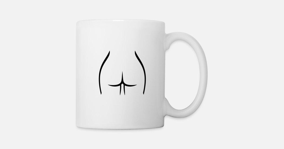 Paksu musta Butt