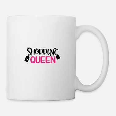 Shopping Shopping Queen Gift Shopping Shopping - Mug