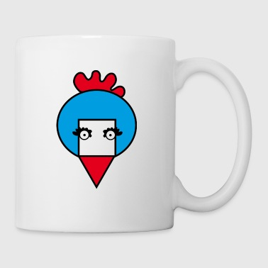 Pop meets Pop Art - Mug