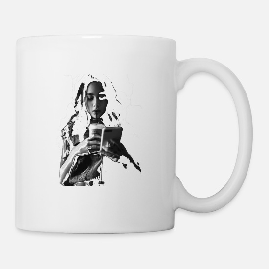 Starbucks Mugs & Drinkware - Girl - Mug white