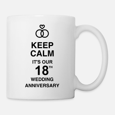 Party 18 - Birthday Wedding - Marriage - Love - Tasse