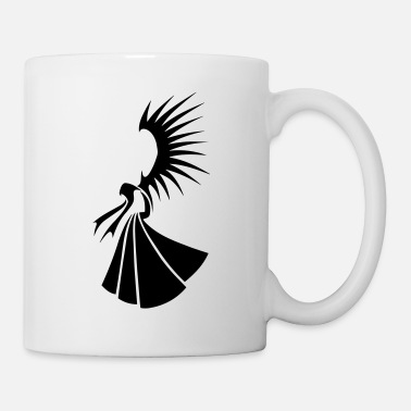 Angel-Tribal - Mug