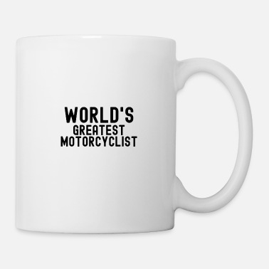 Kurven worlds greatest biker - Tasse