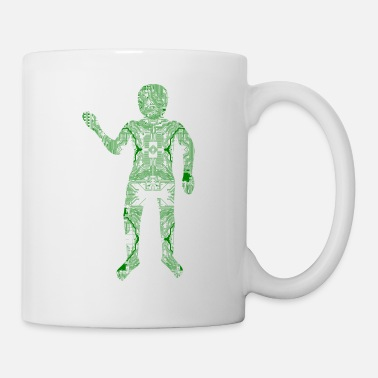 Hardware Digital Hardware Man - Tasse