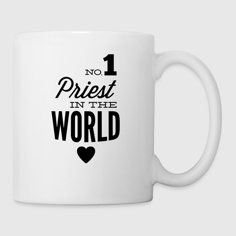 Best priest of the world - Mug