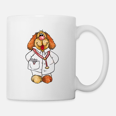 Nurse Doggy Doc - Mug