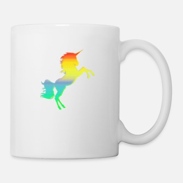 Collections Buntes Einhorn - Tasse