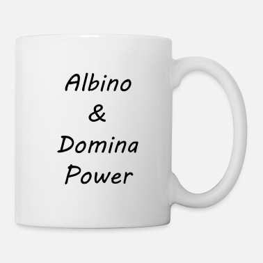 Domina Albino et Domina Power - Mug