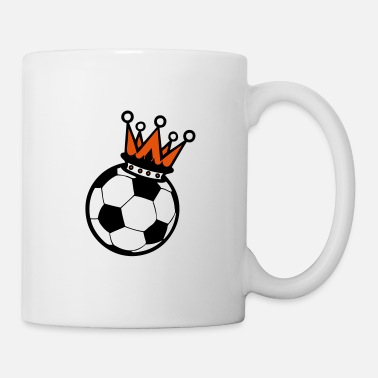 Ballon De Foot couronne roi football 1 - Mug