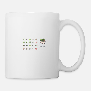 vegetables mix - Mug
