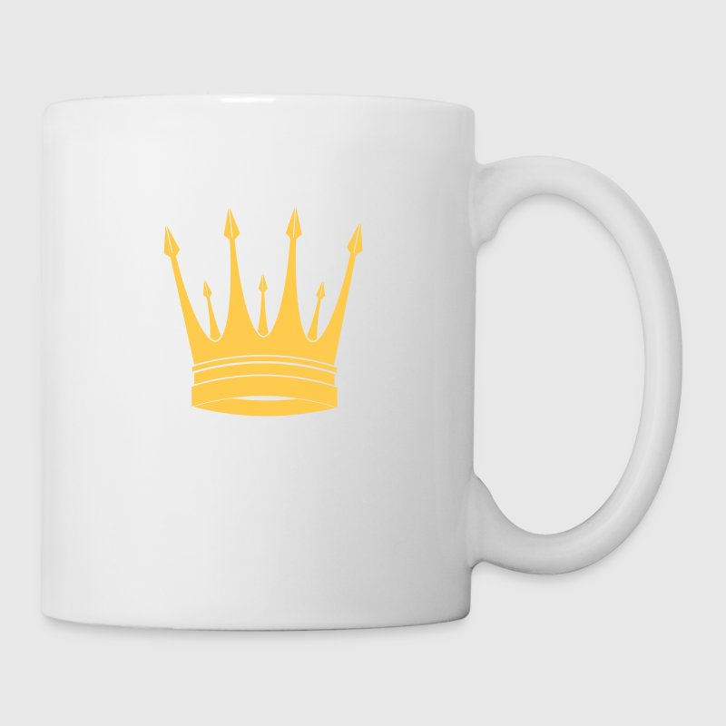 Crown King Krone König Couronne Roi Corona Kroon - Mug