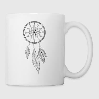 dream catcher - Mug