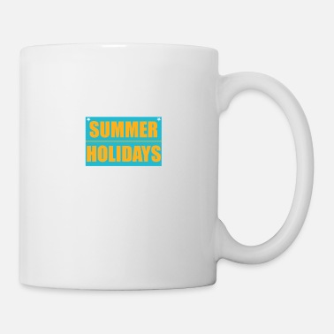 Party Summer Sommer Urlaub Ferien Meer Strand Party Sun - Tasse