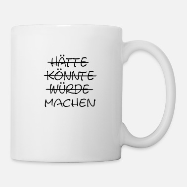 Motivation haette - Tasse