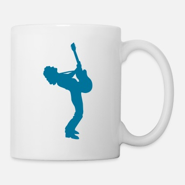 Guitar Player guitar player - Mug