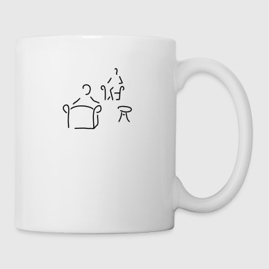 psychologin psychotherapie - Tasse