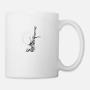 Conception de pôle Saint Valentin - Mug