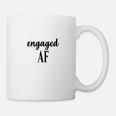 Fancy engagedAF 01 - Mug