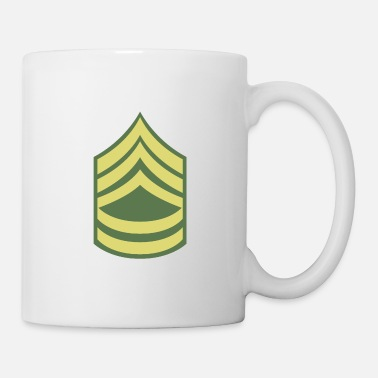 Name Military Uniform US Army Sergeant First Class - Mug