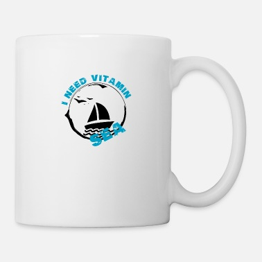 Fun Voile Vitamin Sea - Mug
