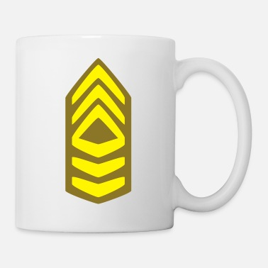 Army Military Insignia Badge - Taza