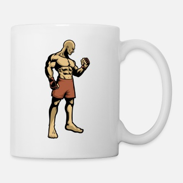 Mma Fighter - Mug