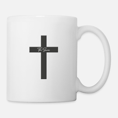 Christian Online Shop Jesus cross - Jesus the savior! Christian clothing - Mug