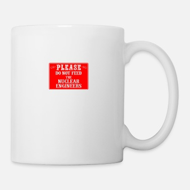 Nuclear nuclear engineers - Mug