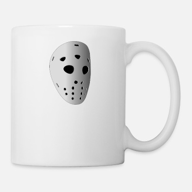 Ice Hockey Mask Ice Hockey Mask - Mug