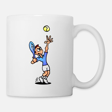 Game Set Match Tennis - Tasse