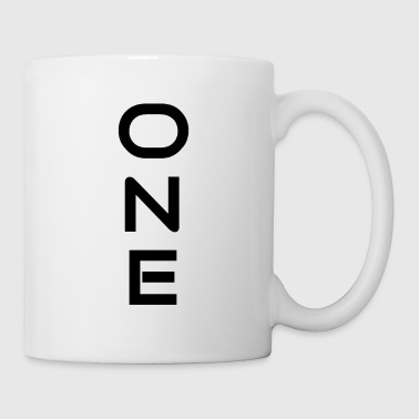 Sieg Number One - Number One - 1 - No1 - # 1 - First - Mug