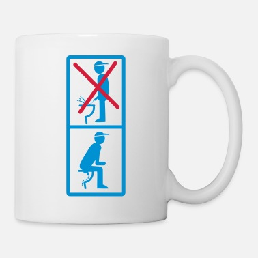 Wc cartel funny wc_c1 - Mug