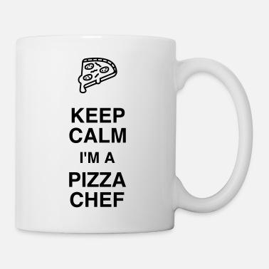 Pizza Pizza / Pizzaiolo / Pizza Chef / Pizzachef - Mug