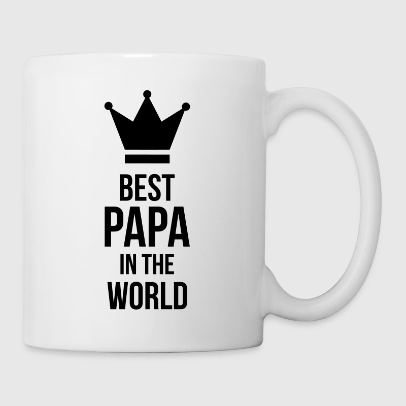 Best Papa in the world ! - Mug