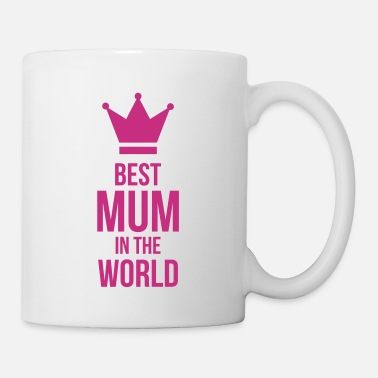 Mors Dag Best Mum in the World ! - Krus