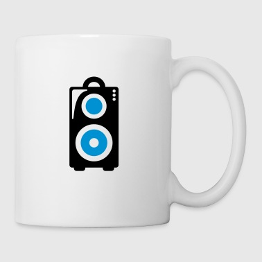 Altavoces Music Party - Taza