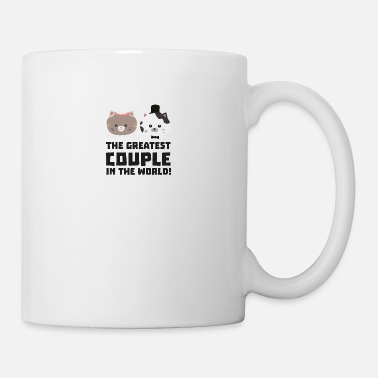 Nicely Largest cat pair in the world Sd2n1 design - Mug