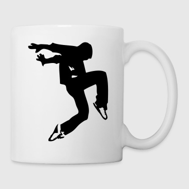 break dance luxe - Mug blanc