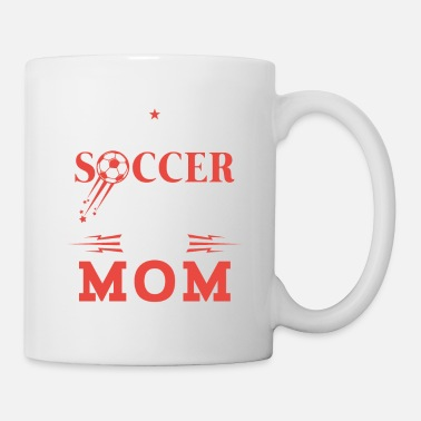 Myth My favorite soccer player calls me mom - mum gift - Mug