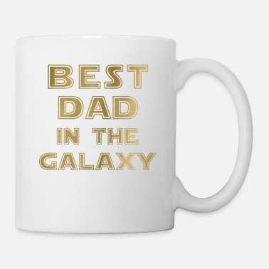 Dad Best Dad Galaxy - Muki