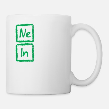 Geek Funny - Nerd - Geek - Element - Cool - Geschenk - Tazza