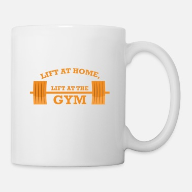 Lift LIFT À LA MAISON AU DON LIFT GYM - Mug