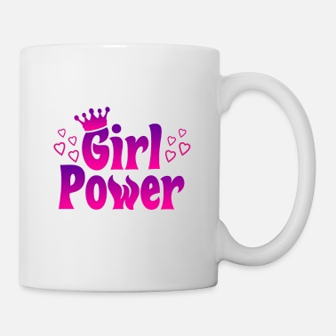 Girl Power Girl Power - Girl Power - Kubek
