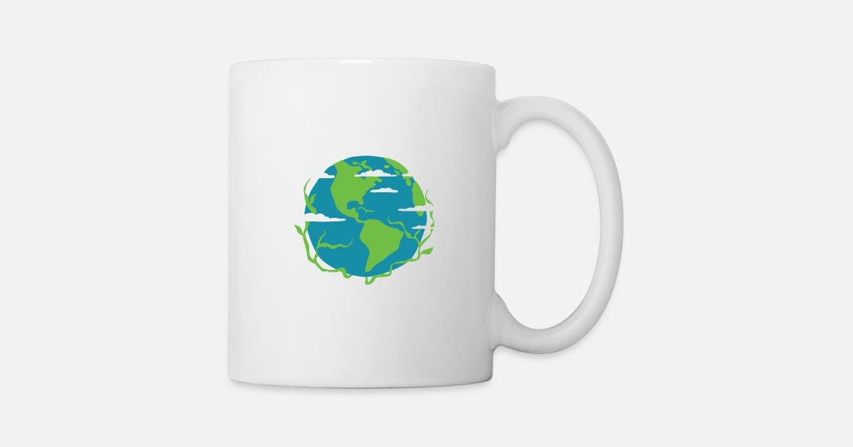 07c616b359194 CHEMISE DU JOUR DE LA TERRE T-shirt du changement climatique Mug    Spreadshirt