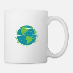 3501f8f2d7f67 CHEMISE DU JOUR DE LA TERRE T-shirt du changement climatique Mug ...