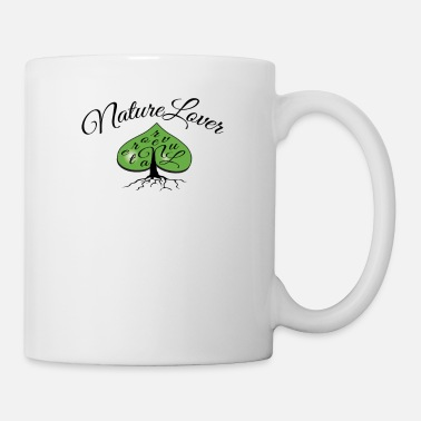 Pristine Nature Lover - Praise for the green & pristine - Mug